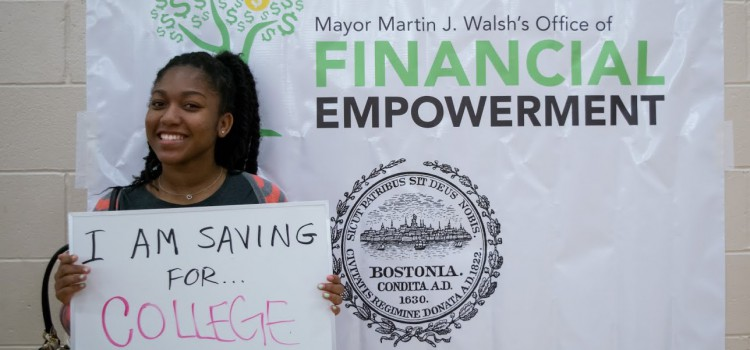 Boston Youth Bank Day 2015