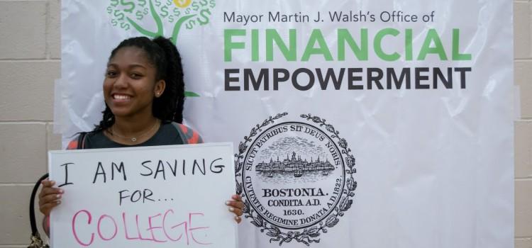 Boston Youth Bank Day 2015