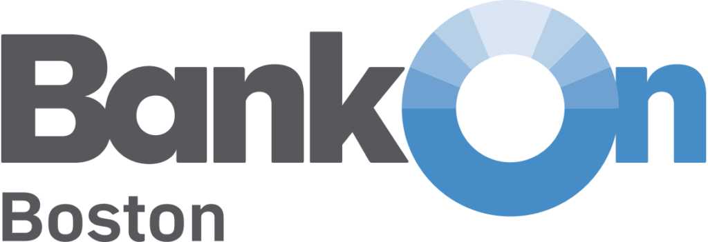 Bank On Boston logo